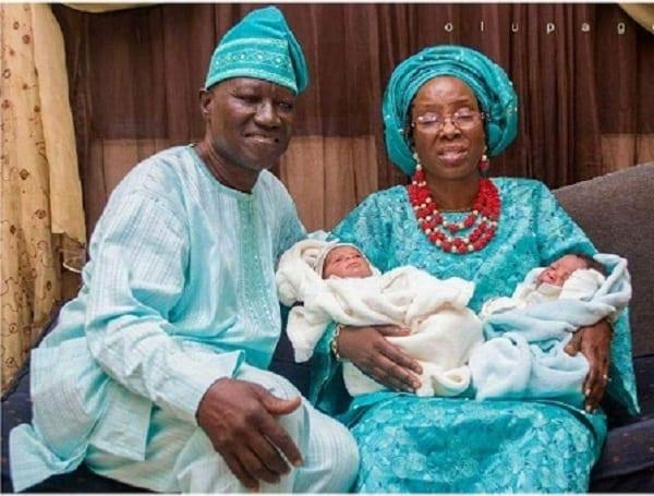 Nigeria: Âgée de 57 ans, elle accouche de jumeaux 7 ans après avoir atteint la ménopause