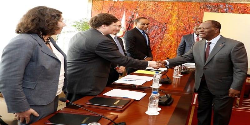 accord économique FMI-Côte d'Ivoire