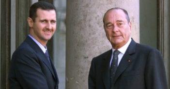 FILES-FRANCE-SYRIA-CONFLICT-DIPLOMACY-AL ASSAD