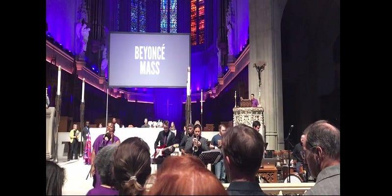 États-Unis: Une église organise une messe spéciale en l'honneur de Beyonce (vidéos)