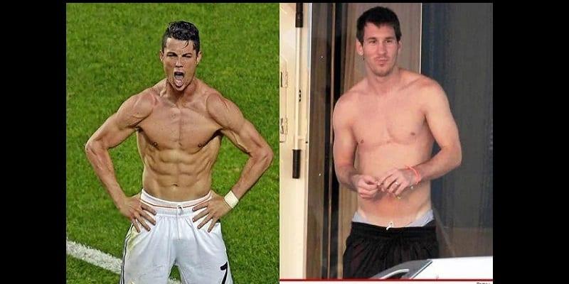 Cristiano Ronaldo est meilleur que Messi dans ces 4 domaines
