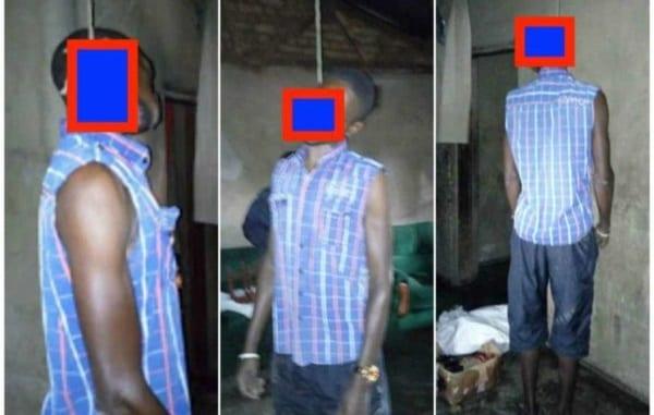 Ouganda: Un jeune garçon se suicide pour une voiture (photos)