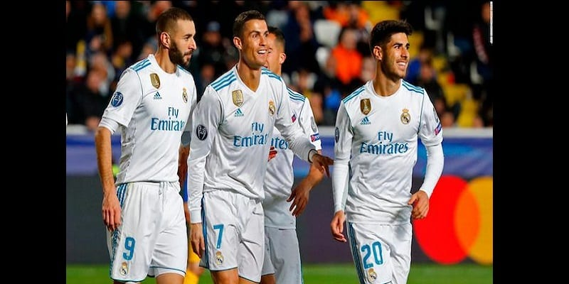 Football: Top 10 des clubs les plus riches au monde...Le Real Madrid est 3e