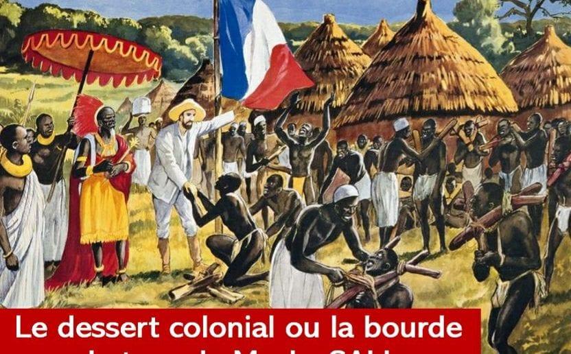 Sénégal : Macky Sall défend la colonisation pour une histoire de dessert