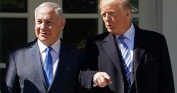 Trump welcomes Israeli Prime Minister Netanyahu to the White House