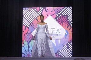 Côte d'Ivoire: La styliste Wafa Sarkis célèbre les mamans