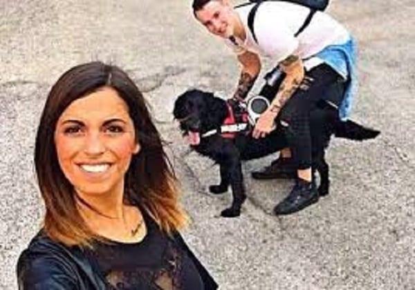 Un footballeur italien et son ex-petite amie retrouvés morts