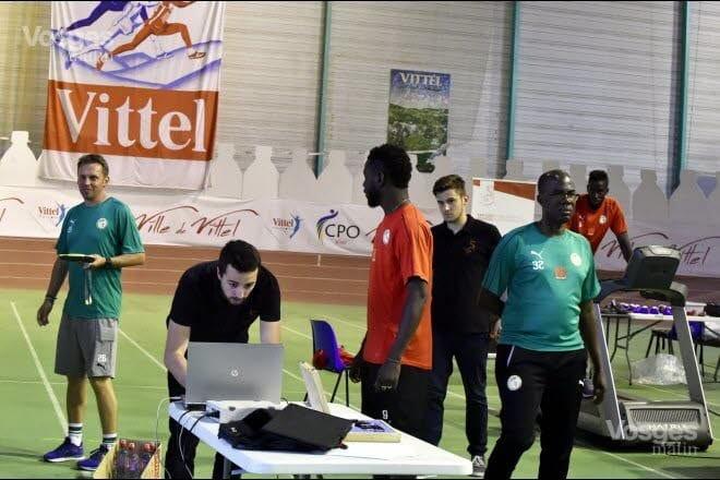 Mondial 2018 : Les joueurs sénégalais passent des tests sur leur état de fatigue (Vidéo)