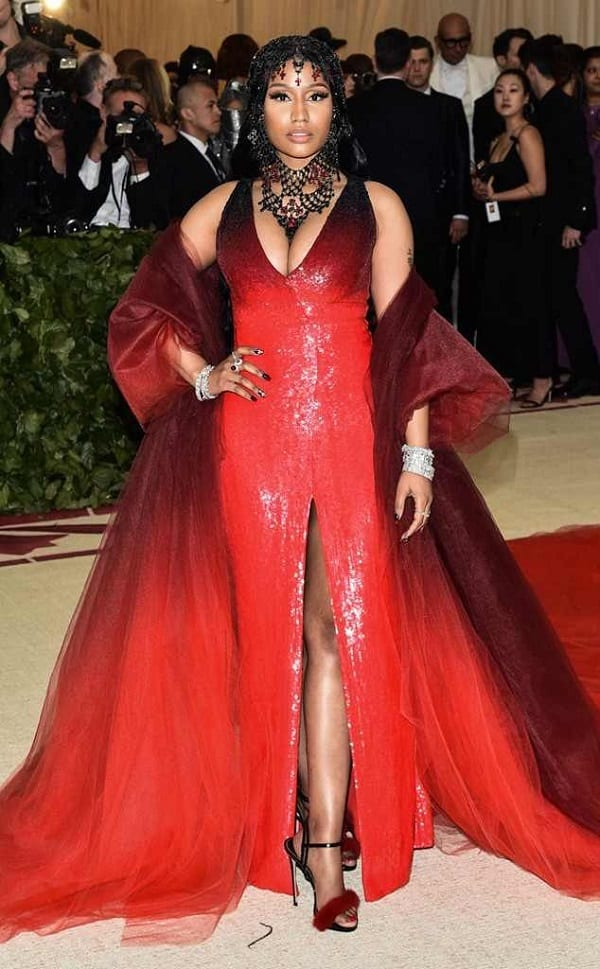 People: Juliet Ibrahim humiliée par les américains à cause de Nicki Minaj