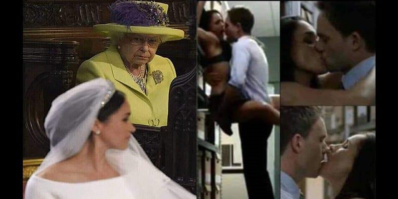Mariage de Meghan et Harry Les 3 griefs de la reine qui pouvaient tout  capoter