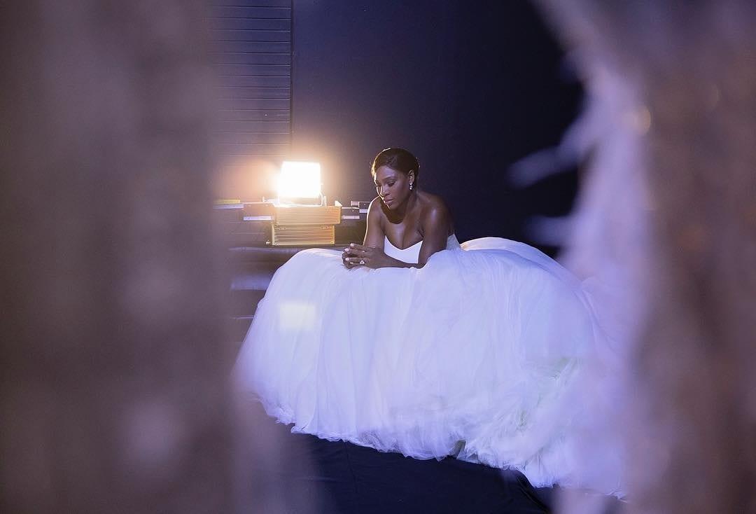 Après son mariage, Serena Williams revient sur un détail important