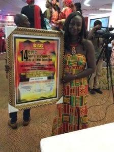 Guinée: Binta ANN reçoit le prix de la femme de l'année