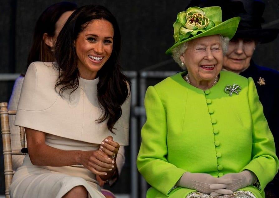 Meghan Markle : Le surnom intime qu'elle pourra donner à la reine Elisabeth II