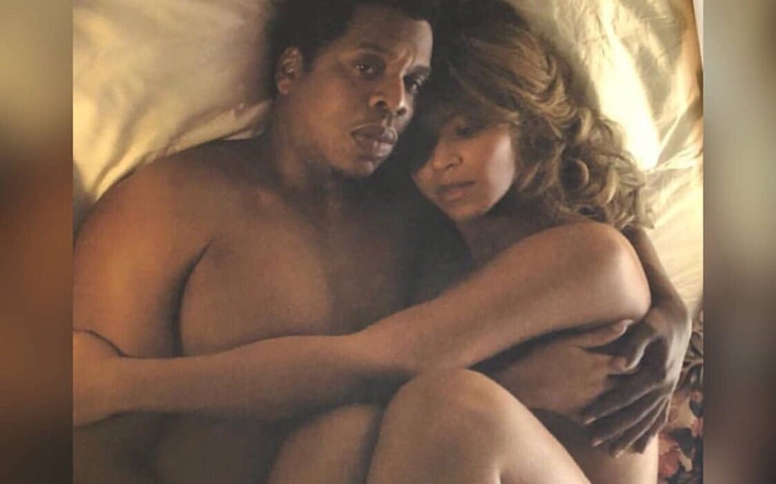 People: Beyonce et Jay-Z s'affichent dans le lit conjugal (photos)