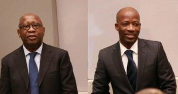 Gbagbo et Blé Goudé
