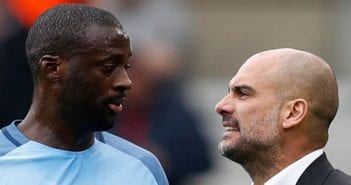 Manchester-Citys-Yaya-Toure-with-Manchester-City-manager-Pep-Guardiola