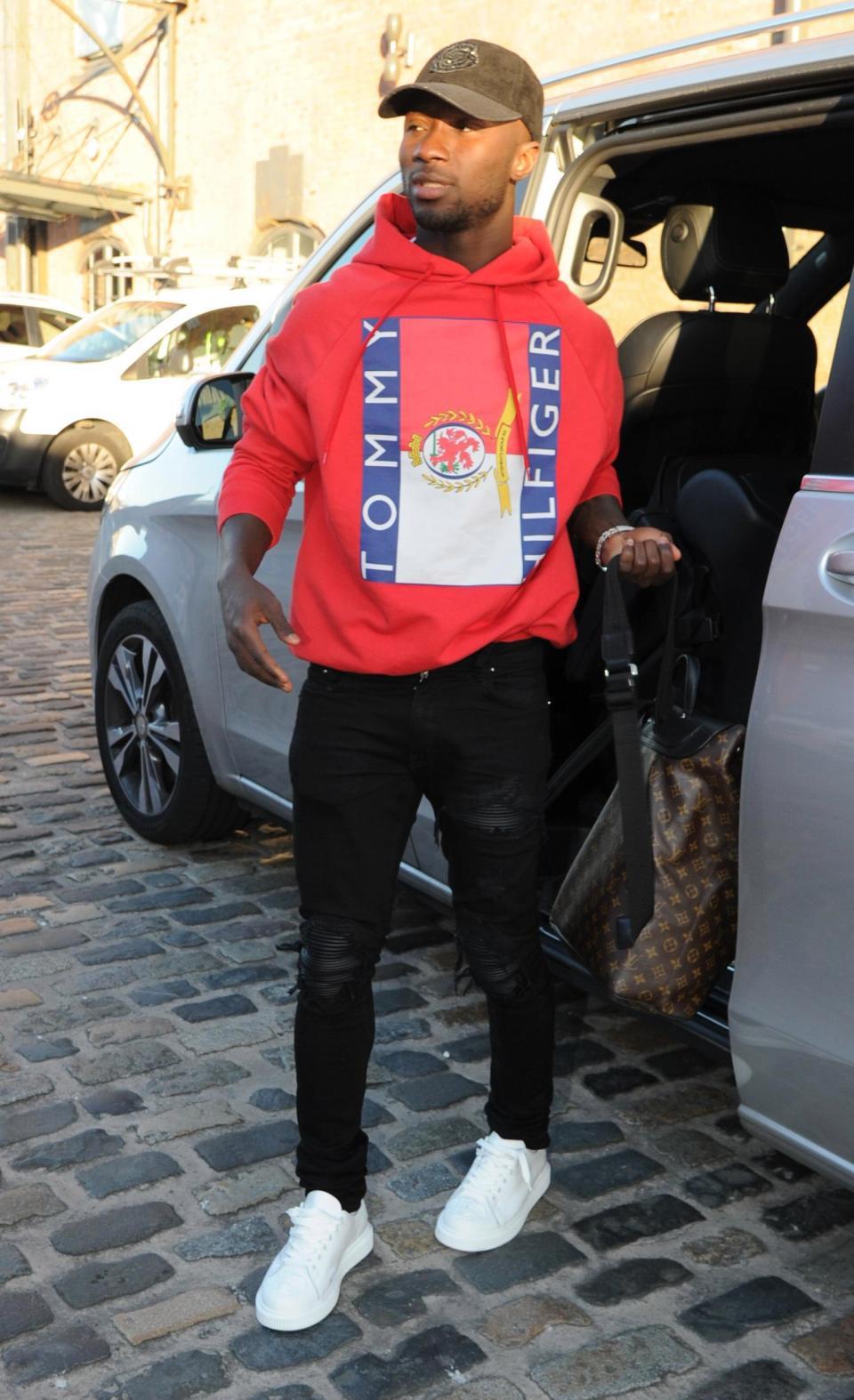 Football: Découvrez l'arrivée de Naby Kéita dans son nouveau club Liverpool (photos)