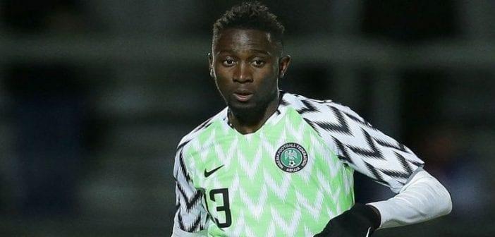 «Je vendais de l'arachide dans les rues», révèle le footballeur nigérian Wilfred Ndidi