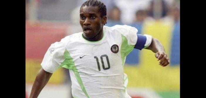 Football d couvrez le record de jay jay okocha en coupe du monde - Record coupe du monde football ...