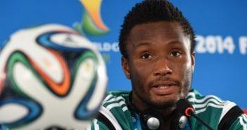 World Cup 2014 – Nigeria press conference