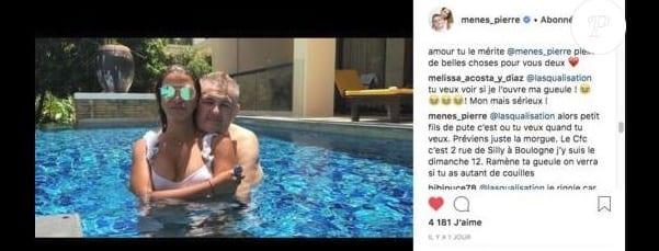 France: Pierre Ménès répond aux attaques des internautes sur sa femme