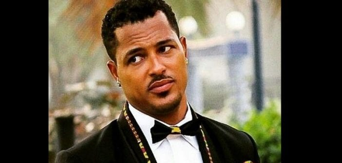 Ghana/Mondial 2018: l'acteur Van Vicker dort dehors après avoir perdu un pari