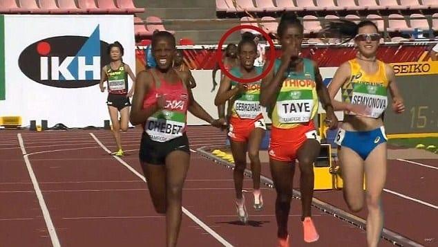 Polémique aux Mondiaux juniors: une athlète éthiopienne de 16 ans moquée pour son âge