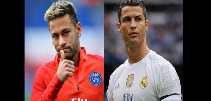 Football: Ce que pense Neymar de l'arrivée de Cristiano Ronaldo à la Juventus