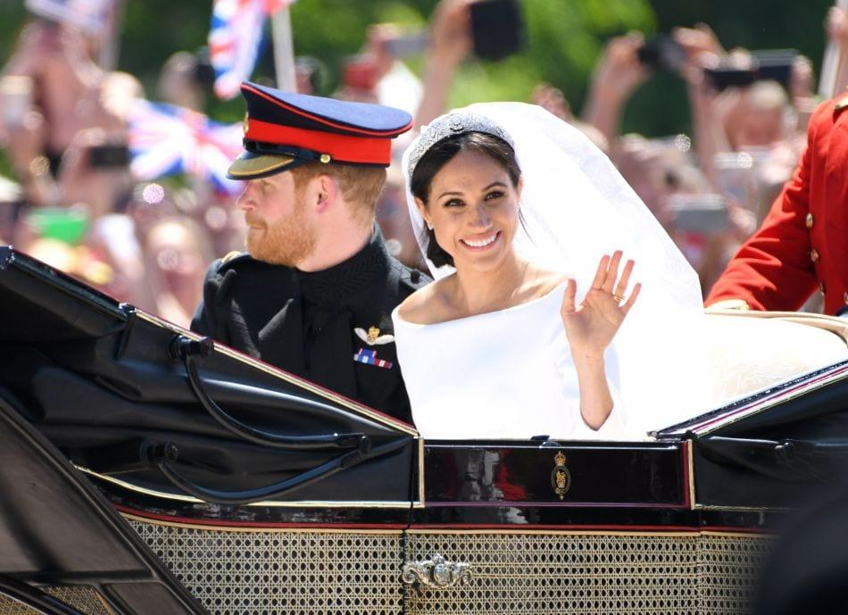 Révélation/Meghan Markle: Ce que Harry a dit à son maquilleur le jour du mariage