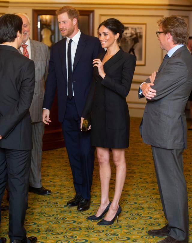Angleterre: Meghan Markle brise le protocole royal exprès
