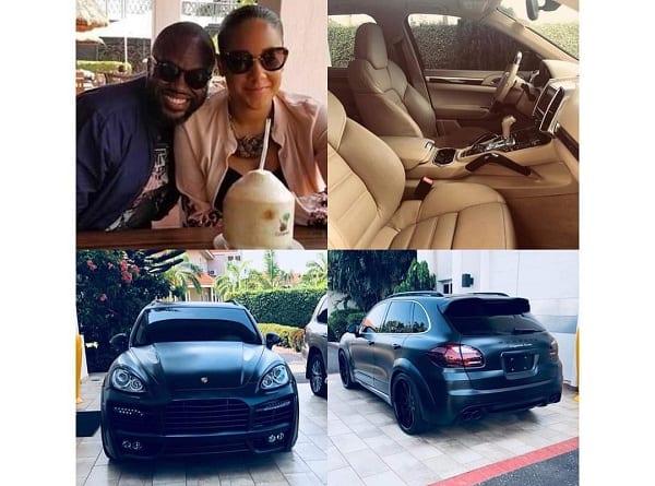 People: Davido révèle pourquoi sa copine n'a jamais été vue dans la Porsche qu'il lui a offerte