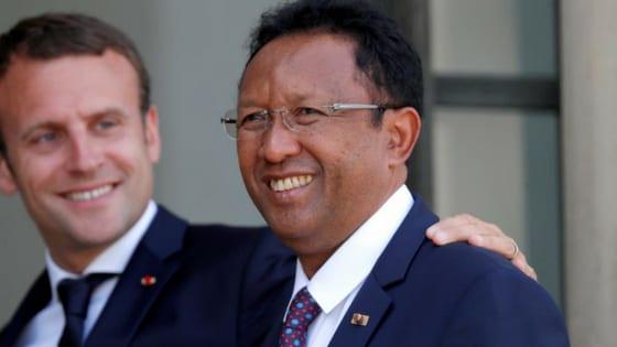 Hery Rajaonarimampianina-présidentielle