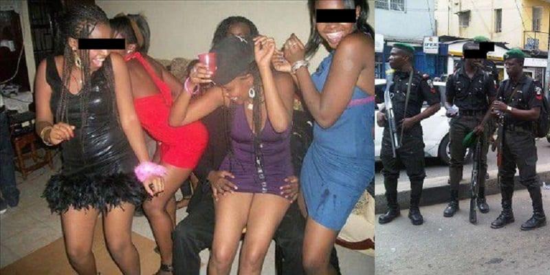 Des prostituées notées sur internet