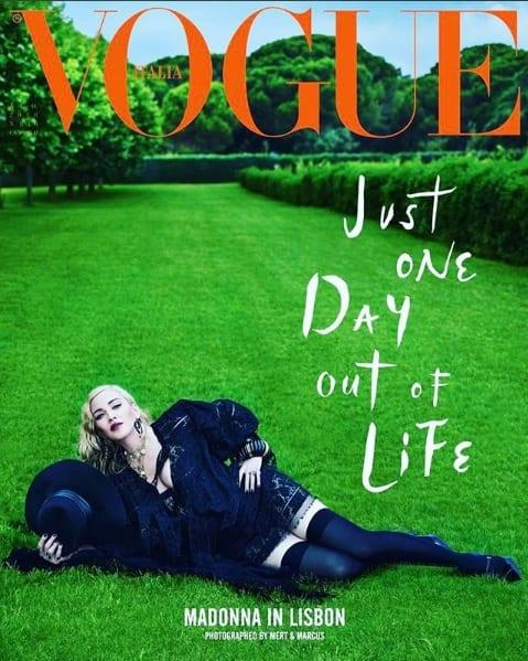 People: Madonna révèle pourquoi elle a quitté l'Amérique