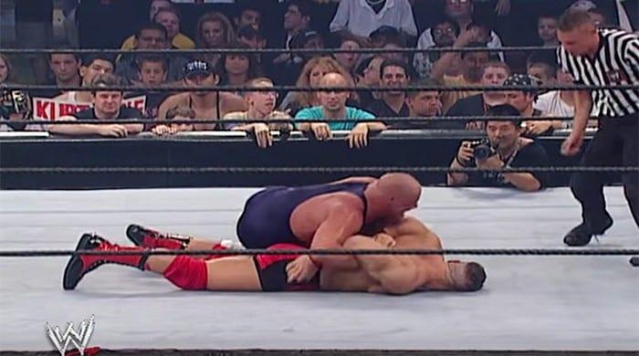 WWE-wrestling-star-champion-John-Cena-Kurt-Angle-video-838855