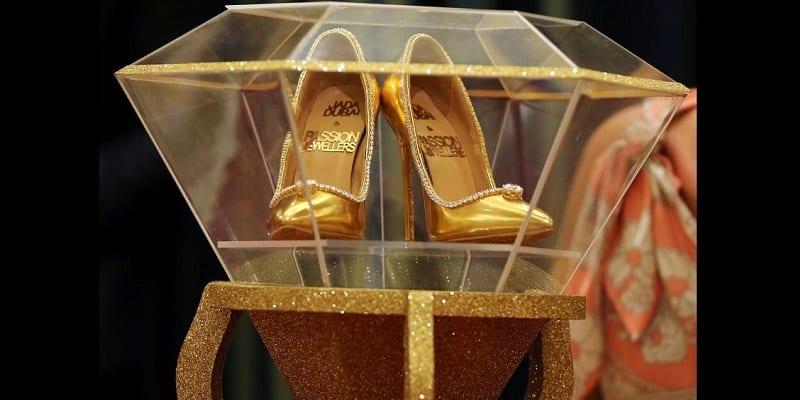 Dubaï: Découvrez les chaussures les plus chères du monde (vidéo)