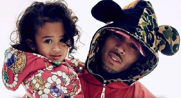 Chris Brown: sa fille de 4 ans soupçonnée d'avoir ''volé'' 300$