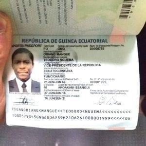 Brésil/ Teodorin Obiang : 16 millions de dollars saisis dans les bagages d'une délégation l'accompagnant