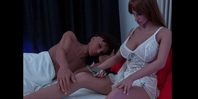 Italie: La première maison close de poupées sexuelles déjà réservée pour des semaines (photos)