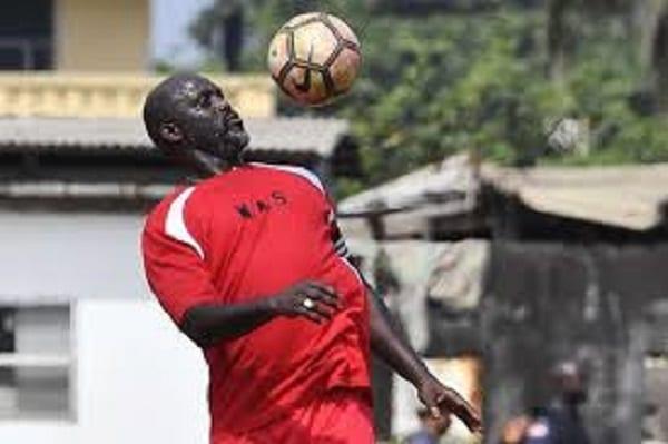 Liberia: George Weah retourne au football pour un match contre le Nigeria