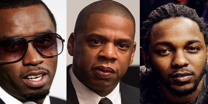 Forbes 2018 : Voici le top 20 des artistes du hip-hop les plus riches
