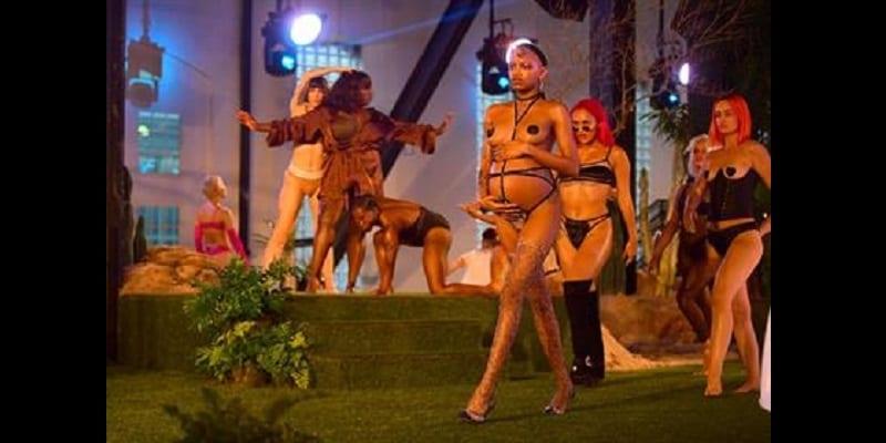 People: Une mannequin de Rihanna accouche à sa descente du podium