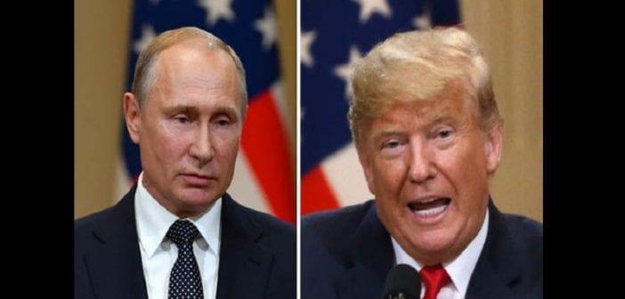 Donald Trump justifie le retrait des États-Unis d'un traité nucléaire avec la Russie