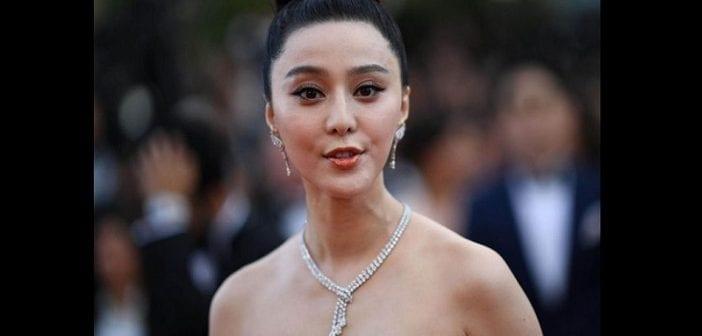 Cinéma: Une actrice chinoise doit 130 millions de dollars à son pays