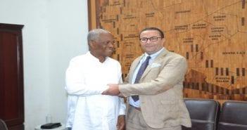 Le Président d'un parti politique français, UDLEF félicite N'Goan Aka Mathias pour l'ensemble des projets réalisés à Cocody (3)