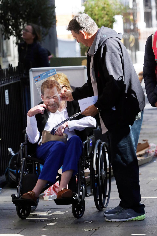 Angleterre: La demi-sœur de Meghan Markle interdite d'entrer au Palais par la sécurité (photos)