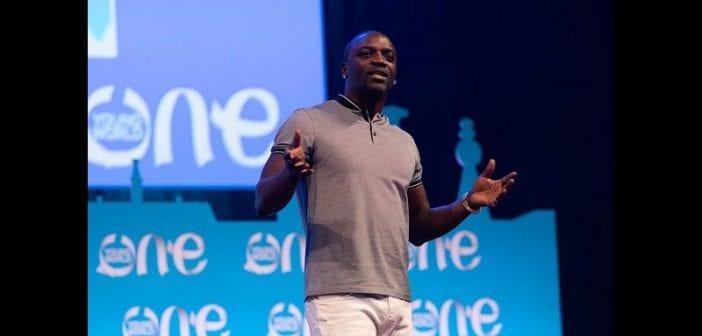 People: Akon futur candidat à la présidentielle américaine