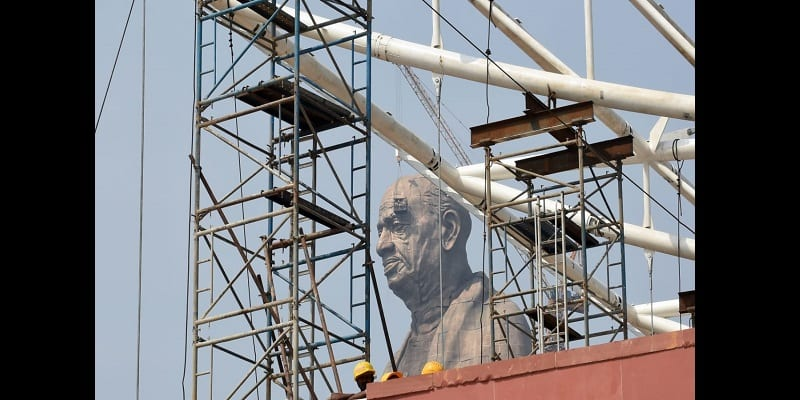 India: The highest statue of the world soon inaugurated (photos)