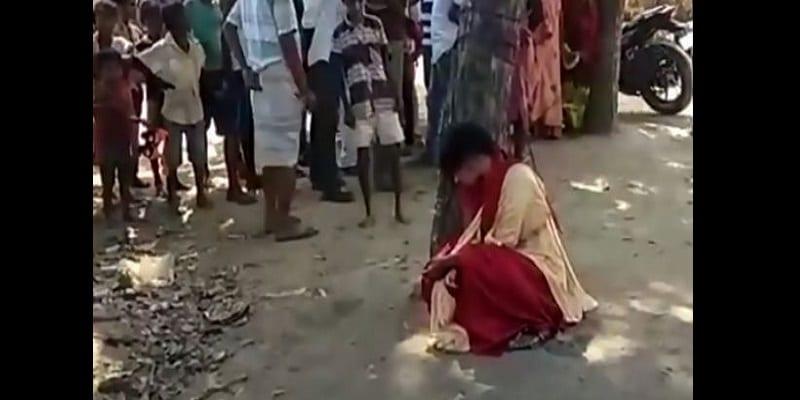 Inde: Une musulmane attachée à un arbre et fouettée pour avoir tenté de fuguer avec son petit ami (vidéo)