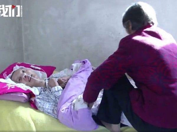 Chine: Un homme se réveille après 12 ans de coma -Photos